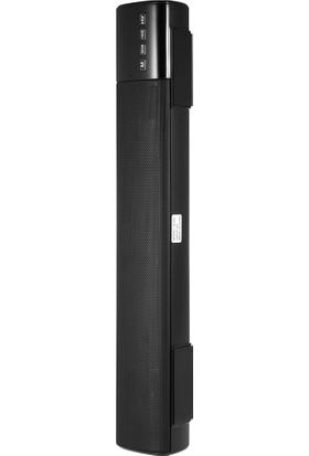 Buyfun Kablosuz Bluetooth Hoparlör Stereo Müzik Çalar Soundbar (Yurt Dışından)