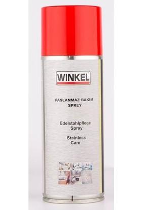 Winkel Paslanmaz Baķım Spreyi 400 Ml. x 12 Ad.