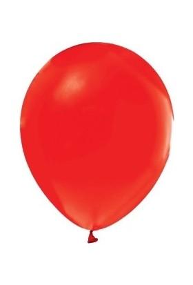 Acar Süs Kırmızı Metalik 10'lu Balon