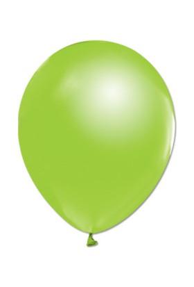 Acar Süs Açık Yeşil Metalik 10'lu Balon