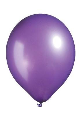 Acar Süs Mor Metalik 30'lu Balon