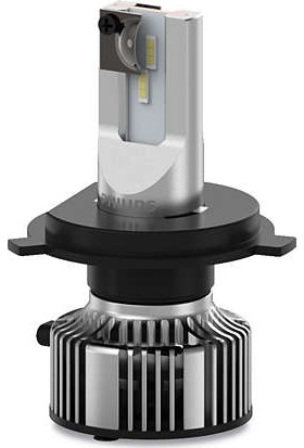 Philips LED Xenon H4 12-24 V Uyumlu 6500 K Parlak Beyaz 11342UE2X2 8719018003829