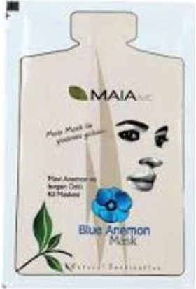 Maia Maske Mavi Anemon Özlü 20 ml