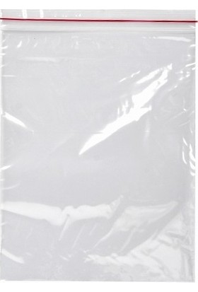 Görkem Kilitli Torba Kilitli Poşet 21 x 27 cm 300'lü