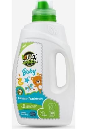 Just Green Organic Baby Çamaşır Temizleyici 30 Yıkama 1,5 Lt