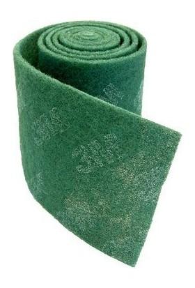 Scotch Brite Genel Amaclı Ovma Rulosu Yeşil Fiber 158 mm x 2,5 M