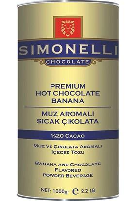 Simonelli - Sicak Cikolata - Muz Aromalı 900 gr