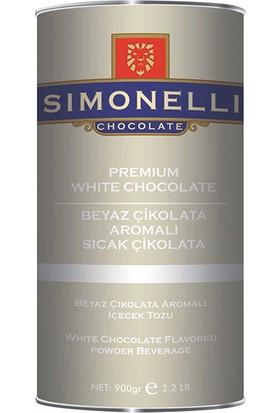 Simonelli - Sicak Cikolata - Beyaz Çikolata Aromalı 900 gr