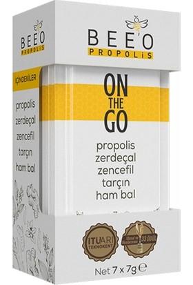 BEE'O Propolis On the Go 12'li Paket