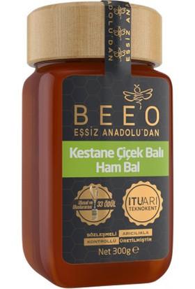 BEE'O Kestane Çiçek Balı (Ham Bal) 300g
