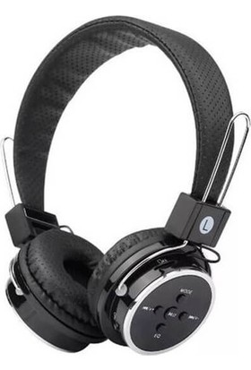 Wozlo B05 Kablosuz Katlanabilir Bluetooth Kulaklık Micro Sd Fm Mp3