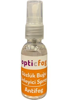 Opticfog Gözlük Buğu-Buhar Önleyici Set 30 ml
