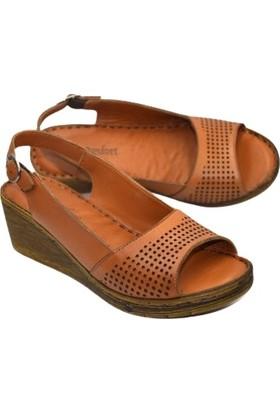Biocomfort Kadın Deri Anatomik Ayakkabı