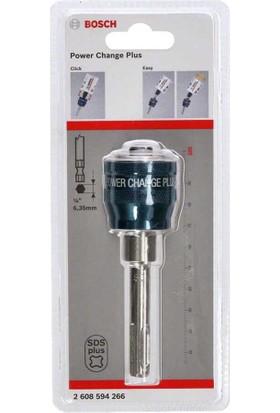 Bosch Power Change Plus Adaptör 105 mm ve Sds-Plus Şaft Girişli