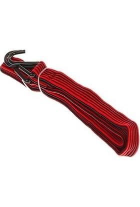 Wetto Demir Başlıklı 100 cm Yassı Bagaj Lastiği