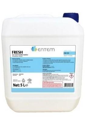 Entem Fresh 5 Litre Sıvı Genel Temizlik Maddesi