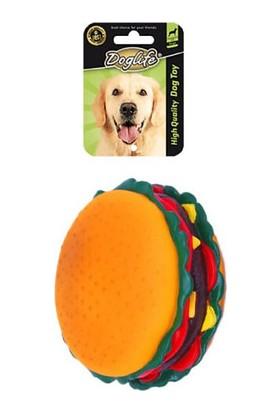 Doglife Köpekler Için Double Burger OYUNCAK-202747