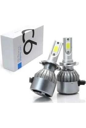 BTM Otomotiv Şimşek Etkili LED Xenon 36W/7600 Lümen 9005