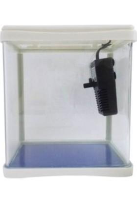 Rivo Küçük Balık LED Işıklı Akvaryum Seti Rıvo R-180