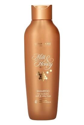 Oriflame Milk And Honey Gold Saç Bakım Seti