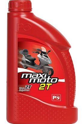 Petrol Ofisi Maximoto 2t (2 Zamanlı Motor ve Testere Yağı)