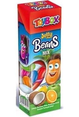 Toybox Jelly Beans Mix Karışık Şeker 30 gr