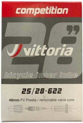 Vittoria Butyl 700X25/28C Presta 48MM Rvc Iç Lastik