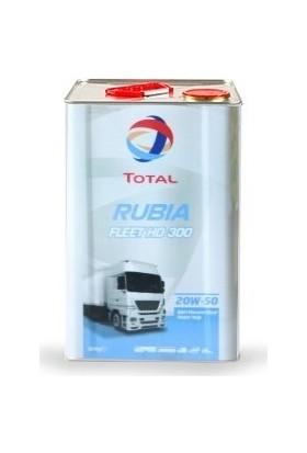 Total Rubıa Fleed Hd 20W-50 300 16 kg