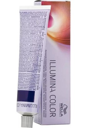 Wella Illumina 8/ Açık Kumral Saç Boyası 60 ml