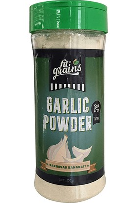 FitNut Fitgrains Garlic Powder 100 gr (Tuzsuz)