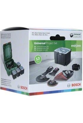 Bosch Starlock Üniversal 12 Parça Set
