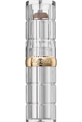 L'Oréal Paris Color Riche Shine Ruj 643 Hot Irl - Kahverengi