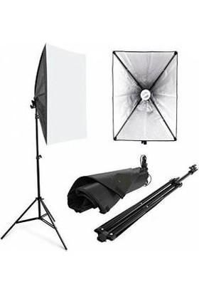 Soligor r Kit 50X70 Softbox Sürekli Video Işık