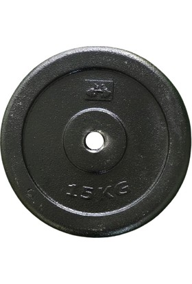313 Spor 15 kg Döküm Ağırlık Plakası - 1'li