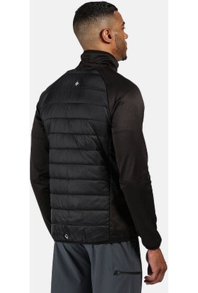 Regatta Bestla Hibrit Hafif Yalıtımlı Erkek Ceketi Siyah RMN128