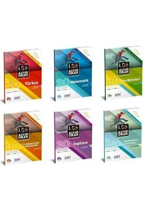 Borealis Yayınları 8. Sınıf Lgs Deneme Seti - 6 Branş + Hızlı Okuma Programı