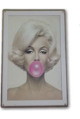 Doremi Tasarım Marilyn Monroe Duvar Tablosu