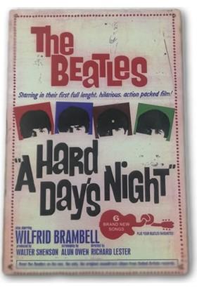 Doremi Tasarım The Beatles Duvar Tablosu