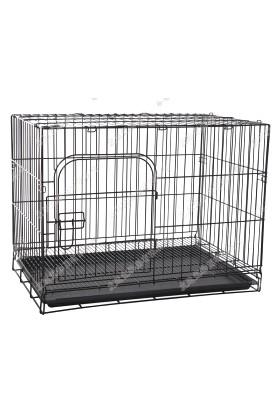 Youda Katlanabilir Tek Kapılı Köpek Kafesi D-4 77.5X52X59 cm