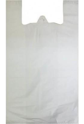 Bkr Kirli Beyaz Atlet Poşet Büyük Boy 20 kg