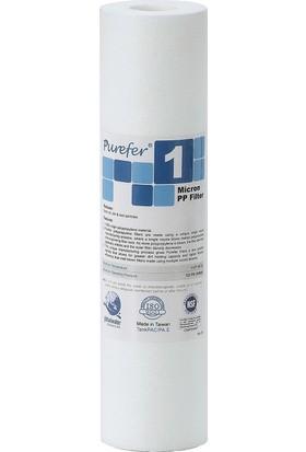 Global Water Solutions Kum ve Tortu Filtresi / 1 mikron