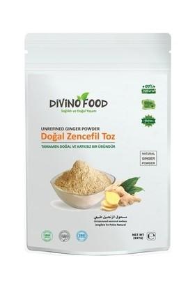 Divino Food Zencefil