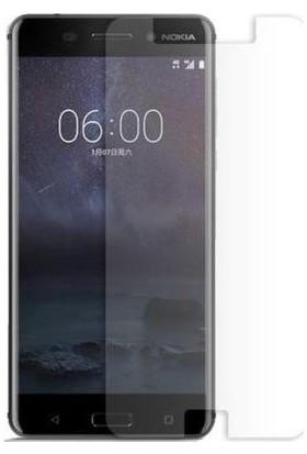 ZORE Nokia 6 Zore Maxi Glass Temperli Cam Koruyucu
