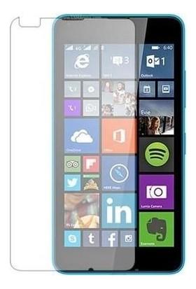 ZORE Nokia Lumia 640 Zore Maxi Glass Temperli Cam Ekran Koruyucu