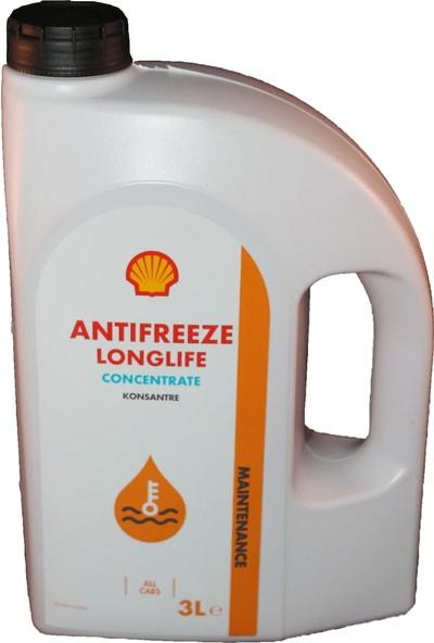 Shell Antifiriz Kırmızı - 3 Lt -56