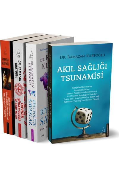 Ramazan Kurtoğlu Set (4 Kitap)