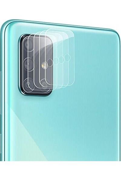 Piili Samsung A51 Kamera Koruyucu