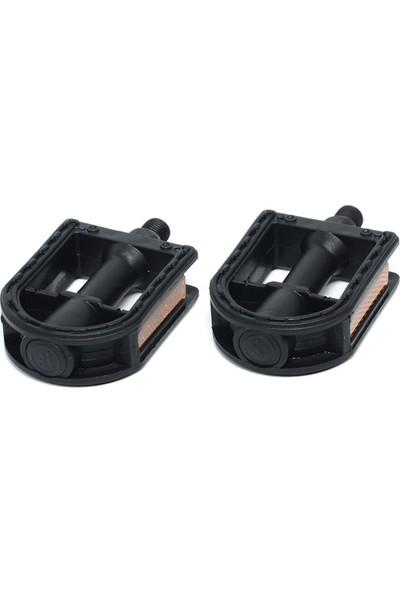 Vona HF-910 Ince Diş Plastik Bilyasız Pedal