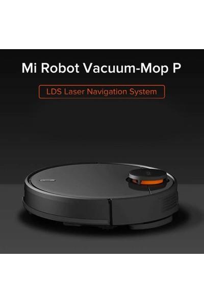 Xiaomi Mi Robot Vacuum Mop Pro - Akıllı Robot Süpürge Siyah (Genpa Garantili)