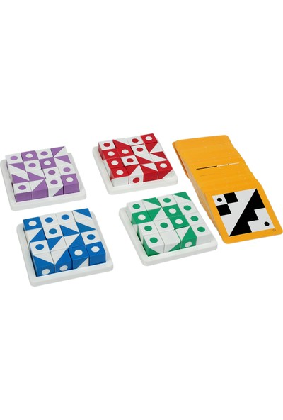 Zeno Toys Iq Küpler Zeka Oyunu